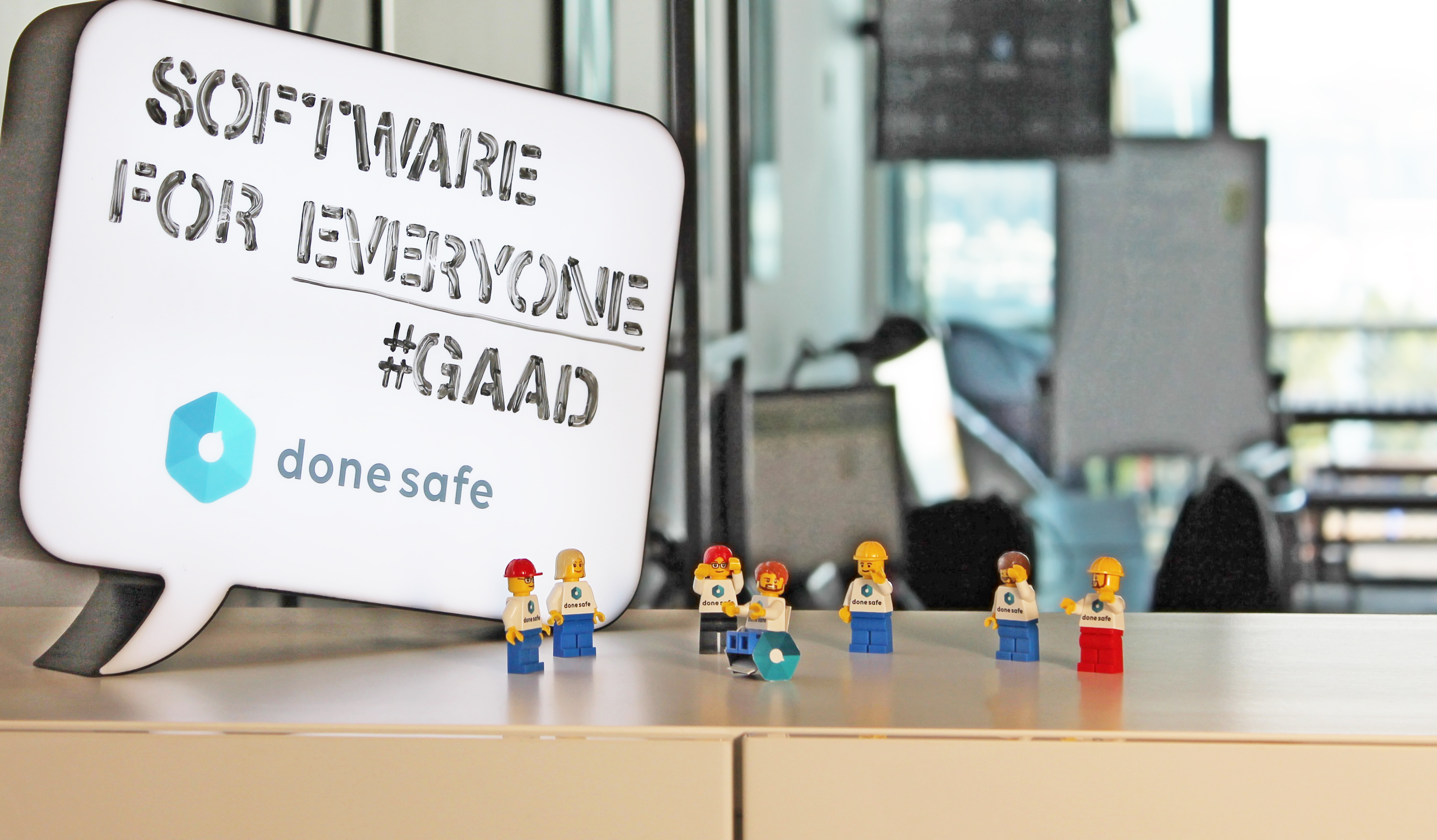 Software for everyone, Donesafe