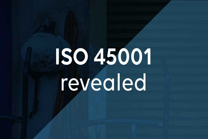 transition from BS OHSAS 18001 to ISO 45001 and what this means