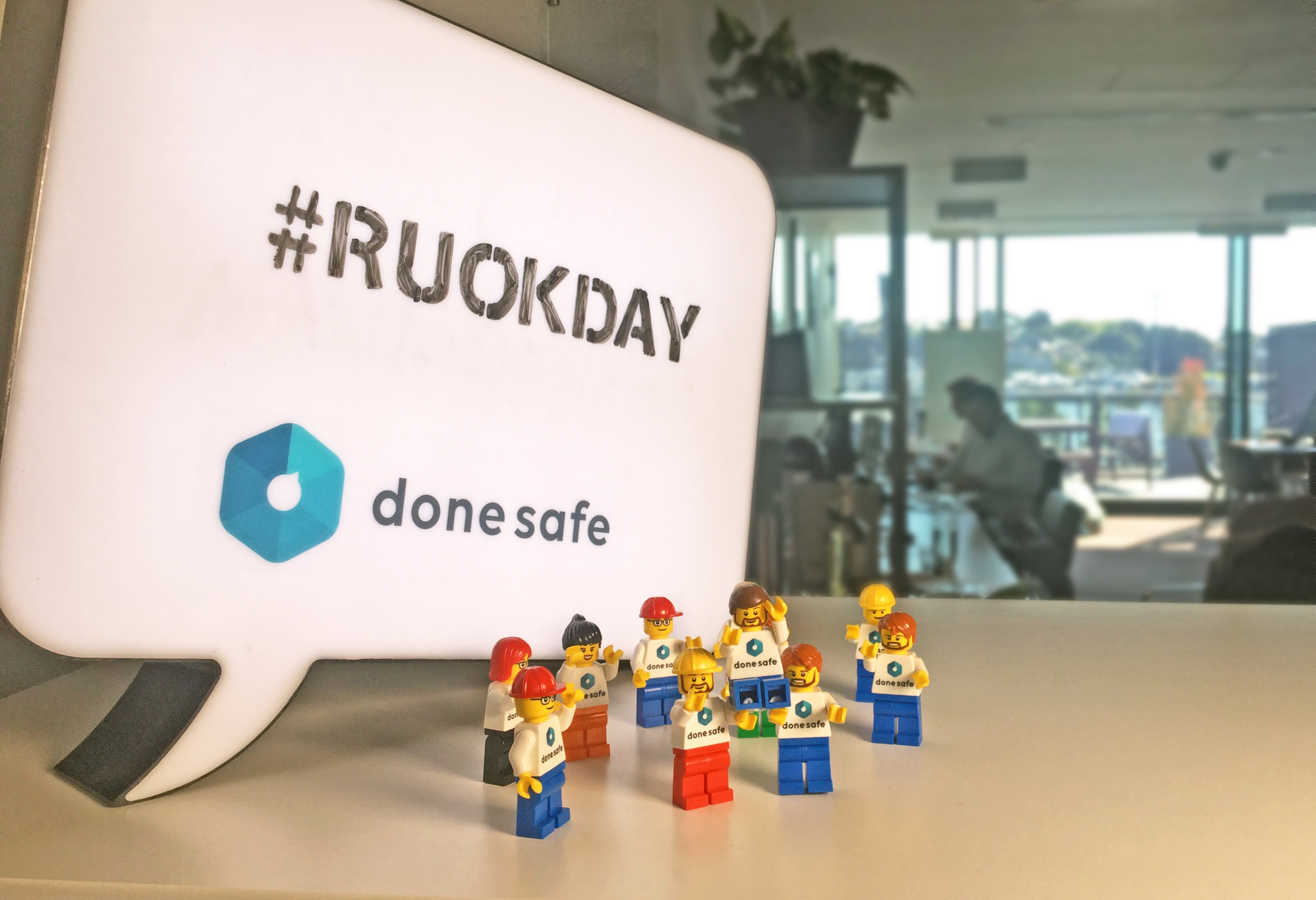 Ask RUOK? Have the conversation today